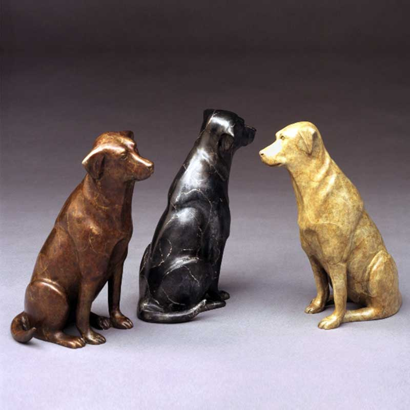 Dog Sculptures, Takin' Me?