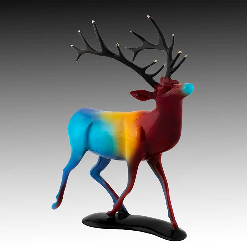 elk-sculpture-color-me-gone-2