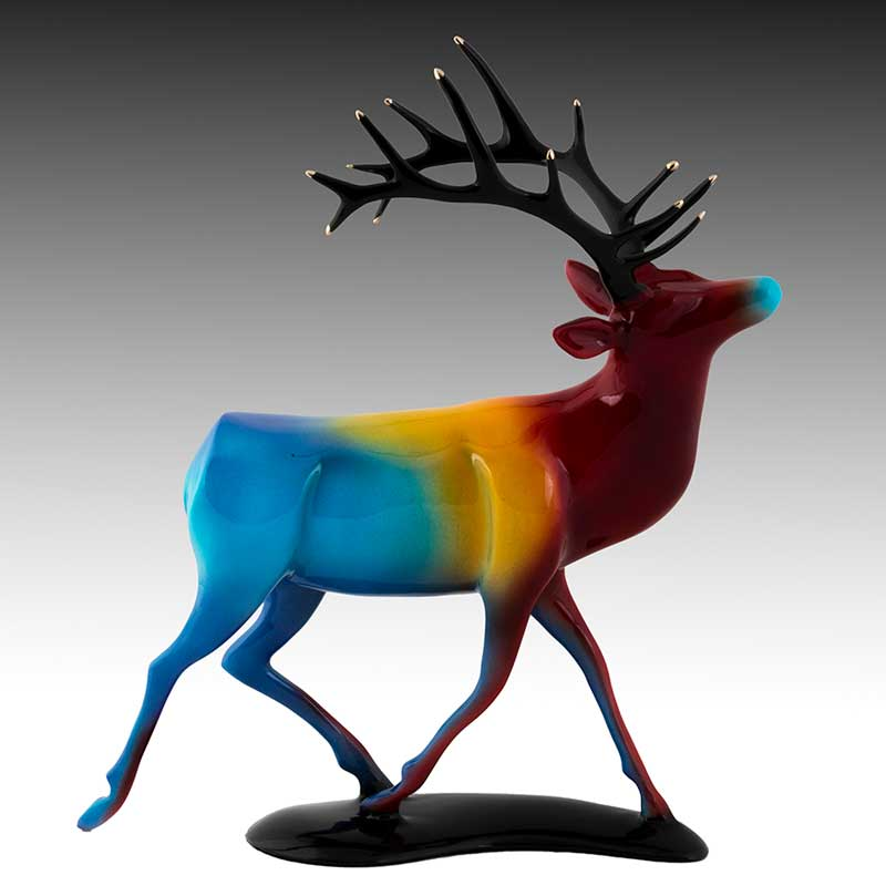 elk-sculpture-color-me-gone-3