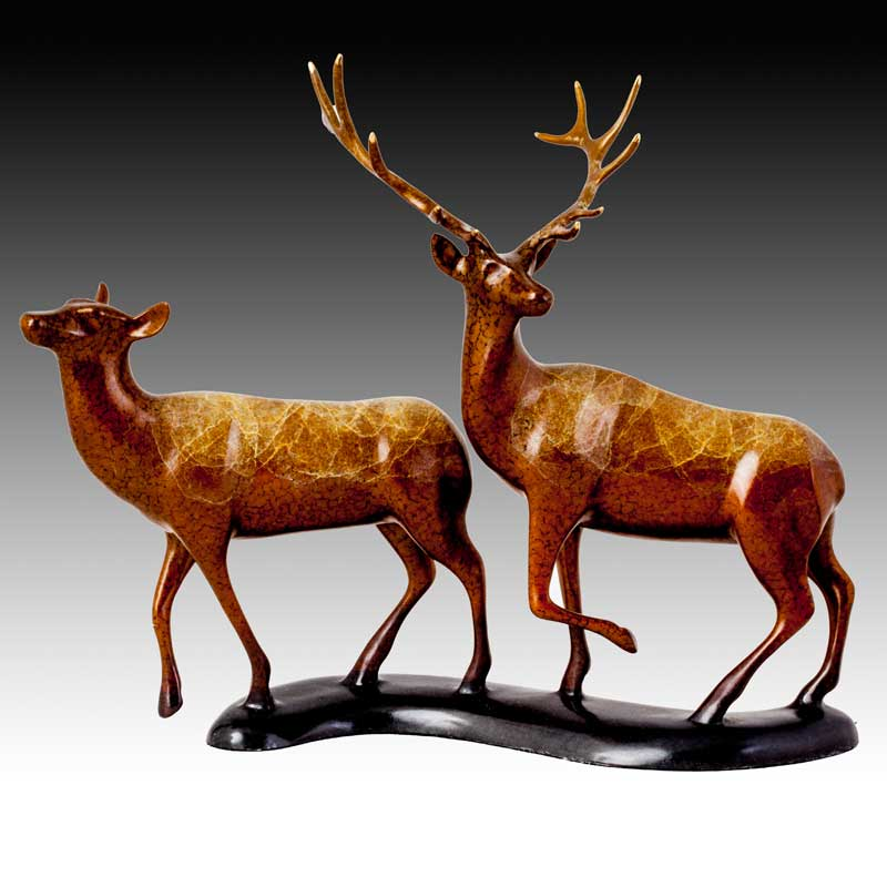 elk-sculpture-spooked-4